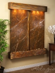 cottonwood-falls-wall-water-feature-with-brown-marble-and-rustic-copper-finish-squared