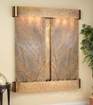 cottonwood-falls-wall-water-feature-with-brown-marble-and-rustic-copper-finish