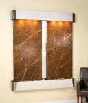 cottonwood-falls-wall-water-feature-with-brown-marble-and-stainless-steel-finish