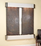 cottonwood-falls-wall-water-feature-with-rajah-slate-and-stainless-steel-finish