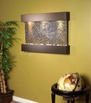 reflection-creek-wall-water-feature-with-green-slate-and-antique-bronze-frame