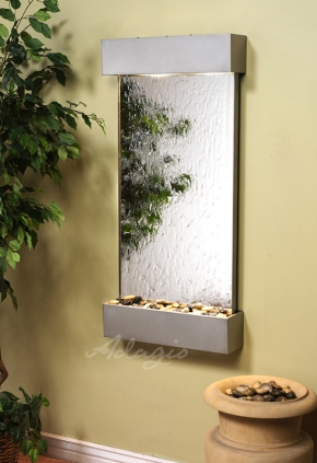 Wall Water Feature - The Whispering Creek